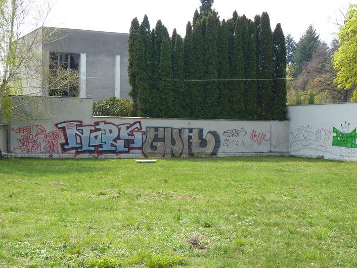OK HONOR s.r.o. - Odstranění graffiti - Prostějov